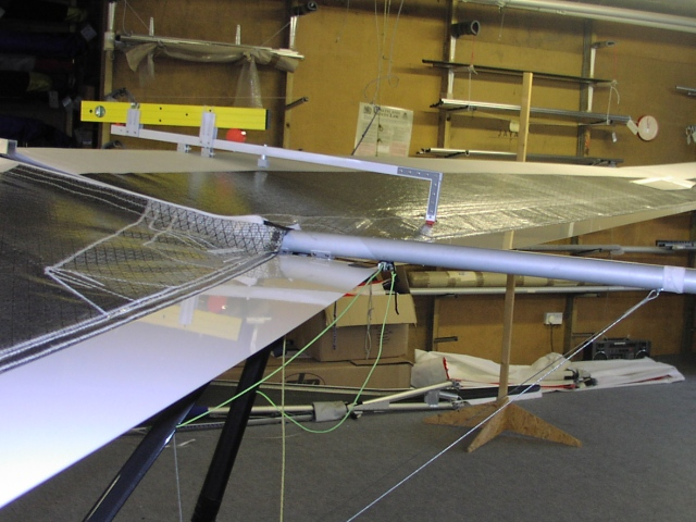 Book hang glider in for service or stripdown with Avian on line