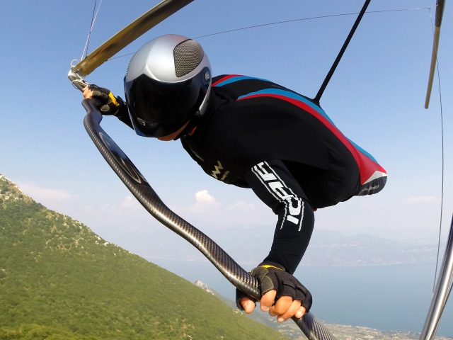 Hang Glider Harnesses